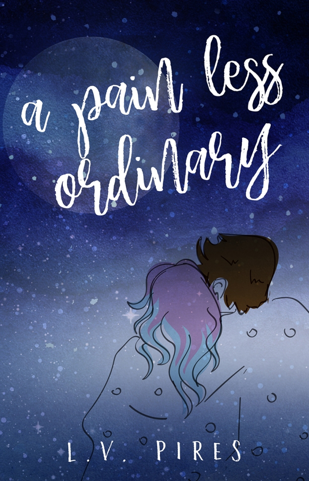 A Pain Less Ordinary's Book Cover